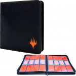 Portfolio Magic The Gathering Zippered Suede 9-Pocket PRO-Binder - Mythic Edition