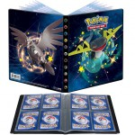 Portfolio Pokemon Lanssorien et Corvaillus - 10 pages de 4 cases (80 cartes recto-verso)