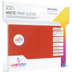 Sleeves  MATTE PRIME - Non Glare - Rouge