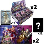 Kit Tournoi Force of Will TCG Kit D'Avant Premiere - D1 - Cluster Duel 1 - Game of Gods - Version Anglaise
