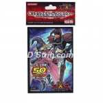 Sleeves Small x50 Yu-Gi-Oh! Import Officiel Konami - Zexal Gagaga