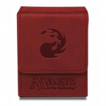 Flip Box Magic The Gathering Mana Rouge (Mat)