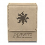 Flip Box Magic The Gathering Mana Blanc (Mat)