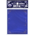 Sleeves  Metal Rose - Blue
