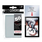 Sleeves Standard x50  Covers - Clear