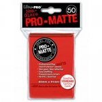Sleeves  PRO MATTE - Non Glare - Peach