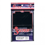 Sleeves Standard x80  Super Series - Black