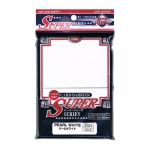 Sleeves Standard x80  Super Series - White