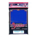 Sleeves Standard x80  Super Series - Blue