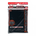 Sleeves Small x50  Card Barrier - Black
