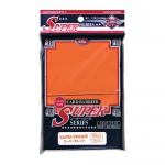 Sleeves Standard x80  Super Series - Orange