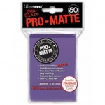 Sleeves  PRO MATTE - Non Glare - Violet