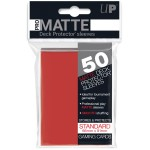 Sleeves Standard x50  PRO MATTE - Non Glare - Rouge