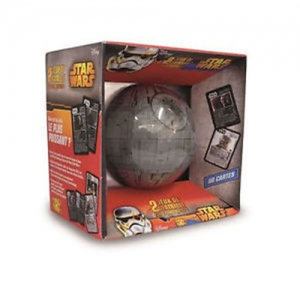 Coffret Collector Star Wars (2 Jeux de Bataille)