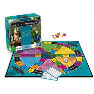 Edition des Vins - Trivial Pursuit