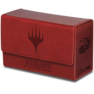Deck Box Mana Rouge