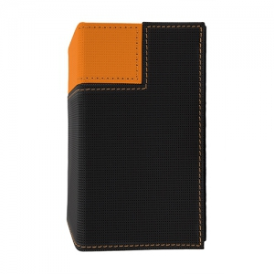Deck Box M2 - Black & Orange