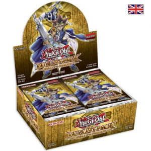 Boite de 36 Boosters Pack du Duelliste - Rivals of the Pharaoh