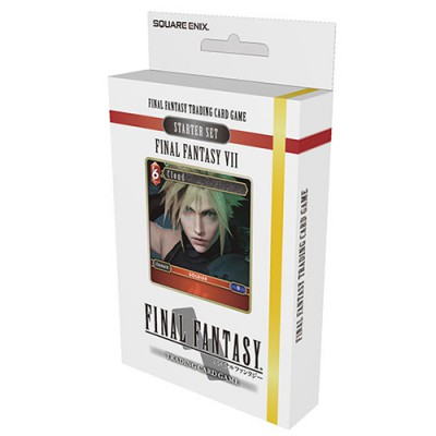 Starter Deck Final Fantasy VII