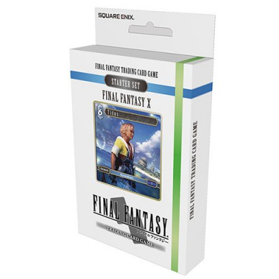 Starter Deck Final Fantasy X