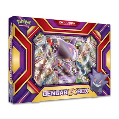Collection Box Gengar-EX