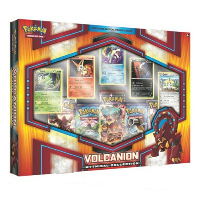 Collection Box MYTHICAL - Volcanion