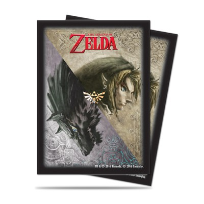 Sleeves Standard x65 Twilight Princess
