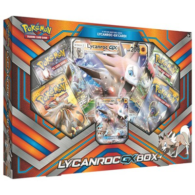 Collection Box Lycanroc-GX