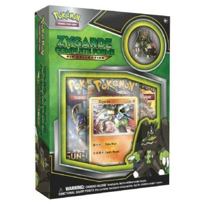 Collection Box PIN - Zygarde Complete Forme