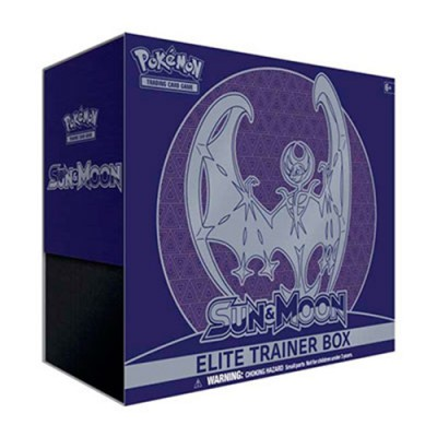 Elite Trainer Box : Moon Version