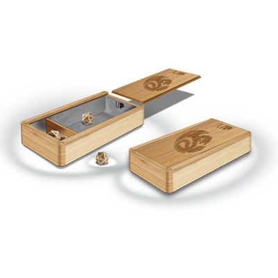 Premium Wood Dice Box - The Ark