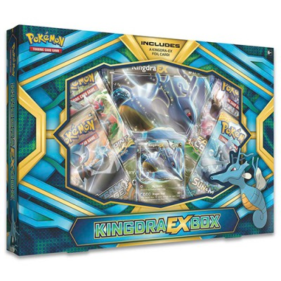 Collection Box Kingdra-EX