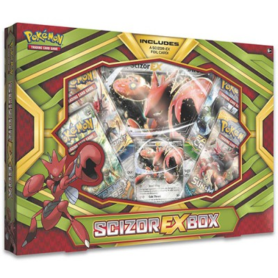 Collection Box Scizor-EX