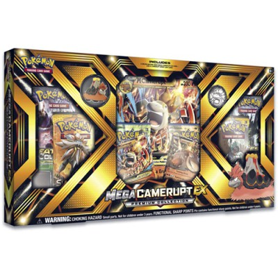Collection Box PREMIUM - Mega Camerupt-EX
