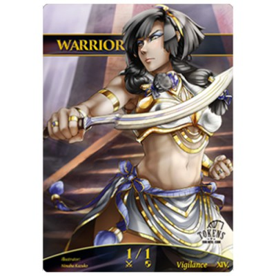 Token - Warrior V2