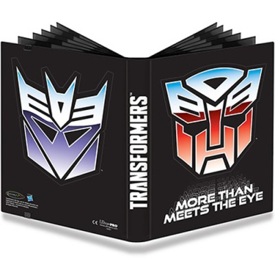 Pro-Binder A4 Transformers : Shields