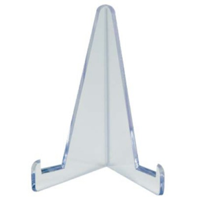 Specialty Holder - Small Lucite Stand for Card Holders x5