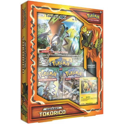 Collection Box Tokorico