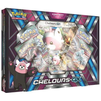 Collection Box Chelours-GX