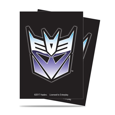 Sleeves Standard x65 Transformers : Decepticon