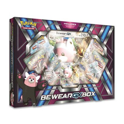 Collection Box Bewear-GX