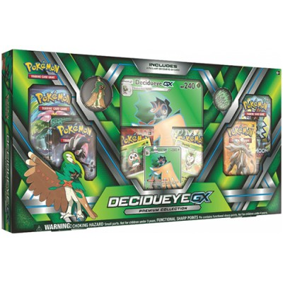 Collection Box PREMIUM - Decidueye-GX
