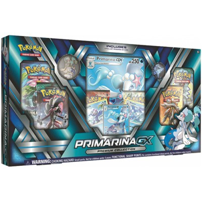 Collection Box PREMIUM - Primarina-GX