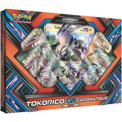 Collection Box Tokorico-GX Chromatique