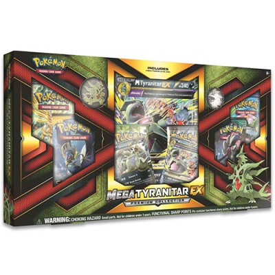 Collection Box PREMIUM - Mega Tyranitar-EX