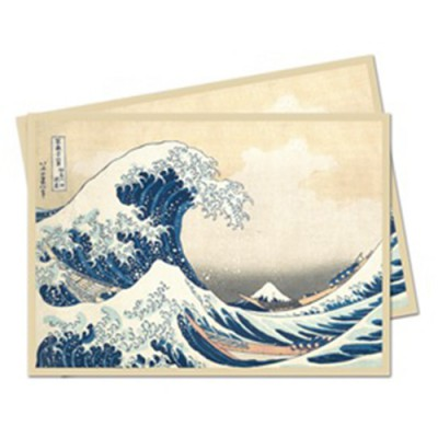 Sleeves Standard x65 Fine Art - The Great Wave Off Kanagawa