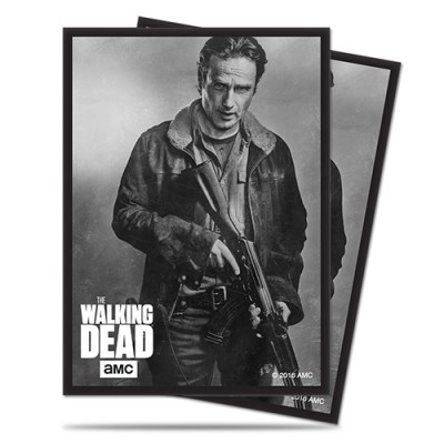 Sleeves Standard x50 The Walking Dead - Rick