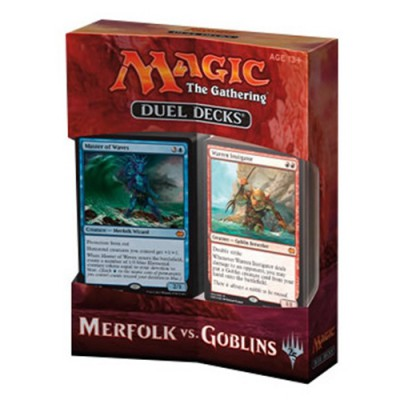 Duel Deck : Merfolk VS Goblins x6