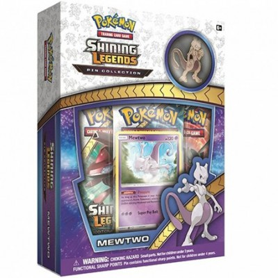 Collection Box PIN - SL3.5 Mewtwo