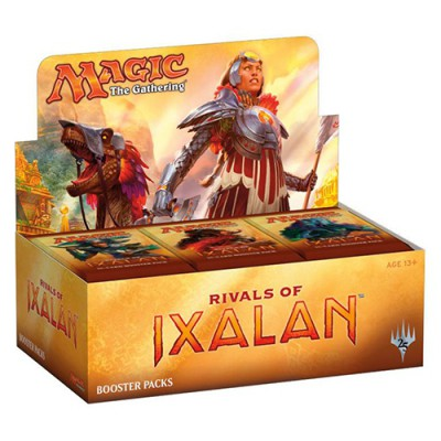 Boite de 36 Boosters Rivals of Ixalan